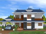Home Plans Image February 2013 Kerala Home Design and Floor Plans