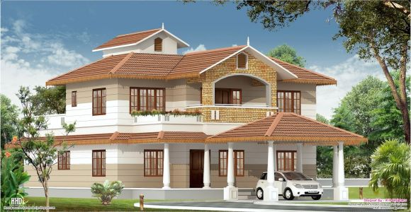Home Plans In Kerala 2700 Sq Feet Kerala Home with Interior Designs Kerala