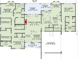 Home Plans In Law Suite Open Living with In Law Suite 59679nd 1st Floor Master