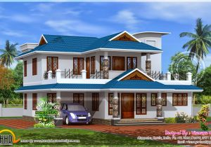 Home Plans Kerala Model 2350 Sq Feet Home Model In Kerala Kerala Home Design