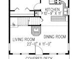 Home Plans Less Than00 Sq Ft 1000 Sq Ft Cottage Home Plans Home Deco Plans