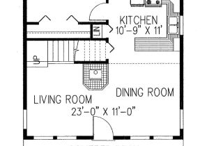 Home Plans Less Than00 Sq Ft 1000 Sq Ft Cottage Home Plans Home Deco Plans