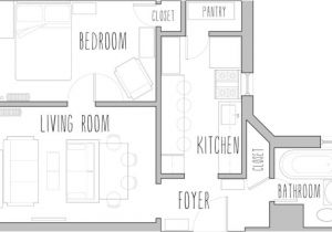 Home Plans Less Than00 Sq Ft 17 Beautiful Small House Plans 500 Sq Ft Home Plans