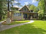 Home Plans Minnesota A New Craftsman Style House On Gull Lake In Minnesota