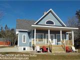 Home Plans Nova Scotia House Plan 2105dr Built In Nova Scotia