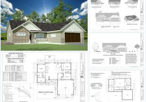 Home Plans Pdf Great Design Spec House Plans Starter Home Building