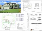 Home Plans Pdf House and Cabin Plans