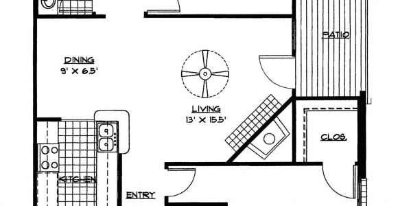 Home Plans Pdf Small House Floor Plans 2 Bedrooms Bedroom Floor Plan