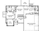Home Plans Single Story One Story with Basement House Plans Unique 28 Single