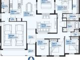 Home Plans Single Story Single Storey House Floor Plan Design Vipp A4054b3d56f1