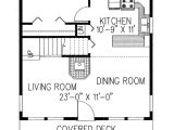 Home Plans Under0 Square Feet House Plans 1000 Square Feet or Less
