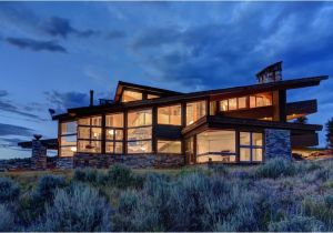 Home Plans Utah Architecture asymmetry In the Service Of Comfortable