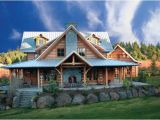 Home Plans Washington State Dream Deferred An Appalachian Style Log Home In