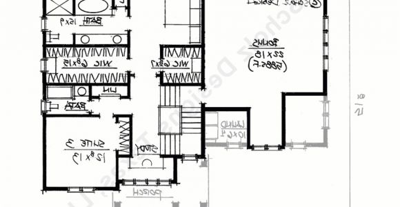Home Plans with 2 Master Bedrooms Home Design Planbedroom House Plans with Two Master Suites