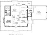 Home Plans with 2 Master Suites On First Floor House Plan 2341 A Montgomery Quot A Quot First Floor Plan