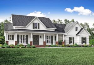 Home Plans with 3 Bedrm 2466 Sq Ft Country House Plan 142 1166