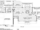 Home Plans with A View to the Rear Two Story House Plans with Rear View House Plans with View
