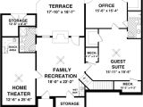 Home Plans with Basement Floor Plans High Quality Home Plans with Basements 5 Ranch House