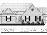 Home Plans with Basement Garage 1717sf Ranch House Plan W Garage On Basement Ebay