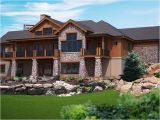 Home Plans with Basements A Frame House Plans with Walkout Basement House Design Plans
