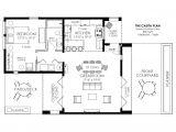 Home Plans with Casitas Contemporary Casita Plan Small Modern House Plan