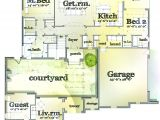 Home Plans with Casitas House Review Casitas and In Law Suites Professional Builder