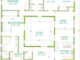 Home Plans with Courtyard Center Courtyard House Plans with 2831 Square Feet This