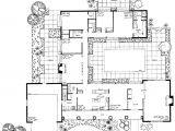 Home Plans with Courtyard Courtyard Plan House Plans for the Compound Pinterest