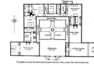 Home Plans with Courtyard In Center Spanish Mission Style Courtyard Home Books Worth