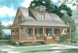 Home Plans with Covered Porches Covered Porch Cottage 59153nd Architectural Designs