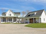 Home Plans with Detached Garage Quintessential American Farmhouse with Detached Garage and