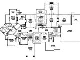 Home Plans with Detached Guest House House Plan with Guest Apartment House Design Plans