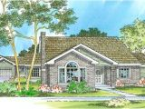 Home Plans with Detached In Law Suite Detached Guest Cottage or In Law Suite House Plan Hunters