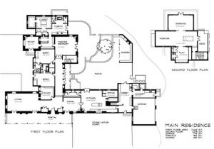 Home Plans with Guest Houses Flooring Guest House Floor Plans Main Residence Guest