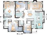Home Plans with In Law Suites In Law Suite House Plan 21768dr 1st Floor Master Suite