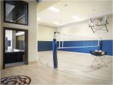 Home Plans with Indoor Sports Court 19 Modern Indoor Home Basketball Courts Plans and Designs