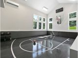 Home Plans with Indoor Sports Court Building An Indoor Basketball Court In the Active Home