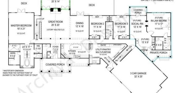 Home Plans with Inlaw Apartments Marvelous In Law House Plans 6 Mother In Law House Plans