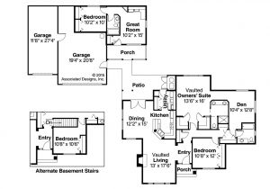 Home Plans with Inlaw Quarters Floor Plans with Separate Inlaw Quarters