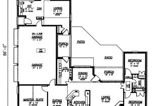 Home Plans with Inlaw Quarters House Plans with A Mother In Law Suite Home Plans at