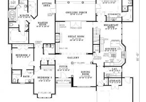 Home Plans with Inlaw Quarters Linden Avenue House Plan 7094 with In Laws Quarters