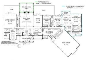 Home Plans with Inlaw Quarters Pepperwood House Plan House Plans First Love and In Law
