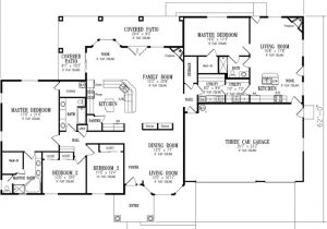 Home Plans with Inlaw Quarters Ranch Home Plans with Inlaw Quarters Cottage House Plans
