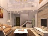Home Plans with Interior Photos Amazing Of Duplex House Interior Design In D by House Int