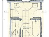 Home Plans with Jack and Jill Bathroom Jack and Jill Bathrooms Fine Homebuilding