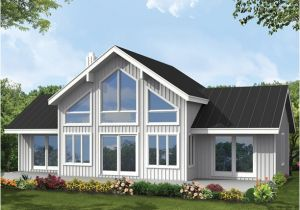 Home Plans with Large Windows Big Window House Plans