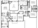 Home Plans with Library Plan No 5730 1005