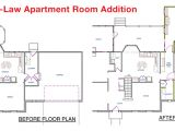 Home Plans with Mother In Law Apartment Mother Law Apartment Floorplan House Plans 81828