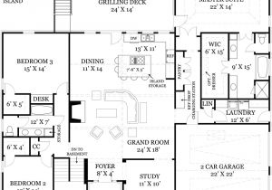 Home Plans with Open Floor Plan Mystic Lane 1850 3 Bedrooms and 2 5 Baths the House