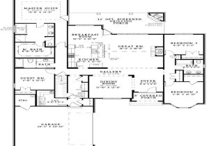 Home Plans with Open Floor Plan Open Floor Plan House Designs Small Open Floor Plans